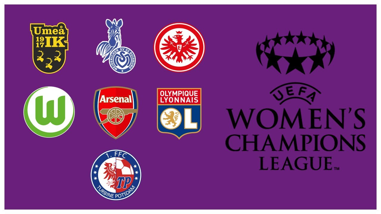 ?? UEFA Women's Champions League Winners I 2002 - 2020