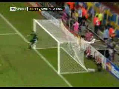 stevie's second goal in world cup 2006...vs sweden