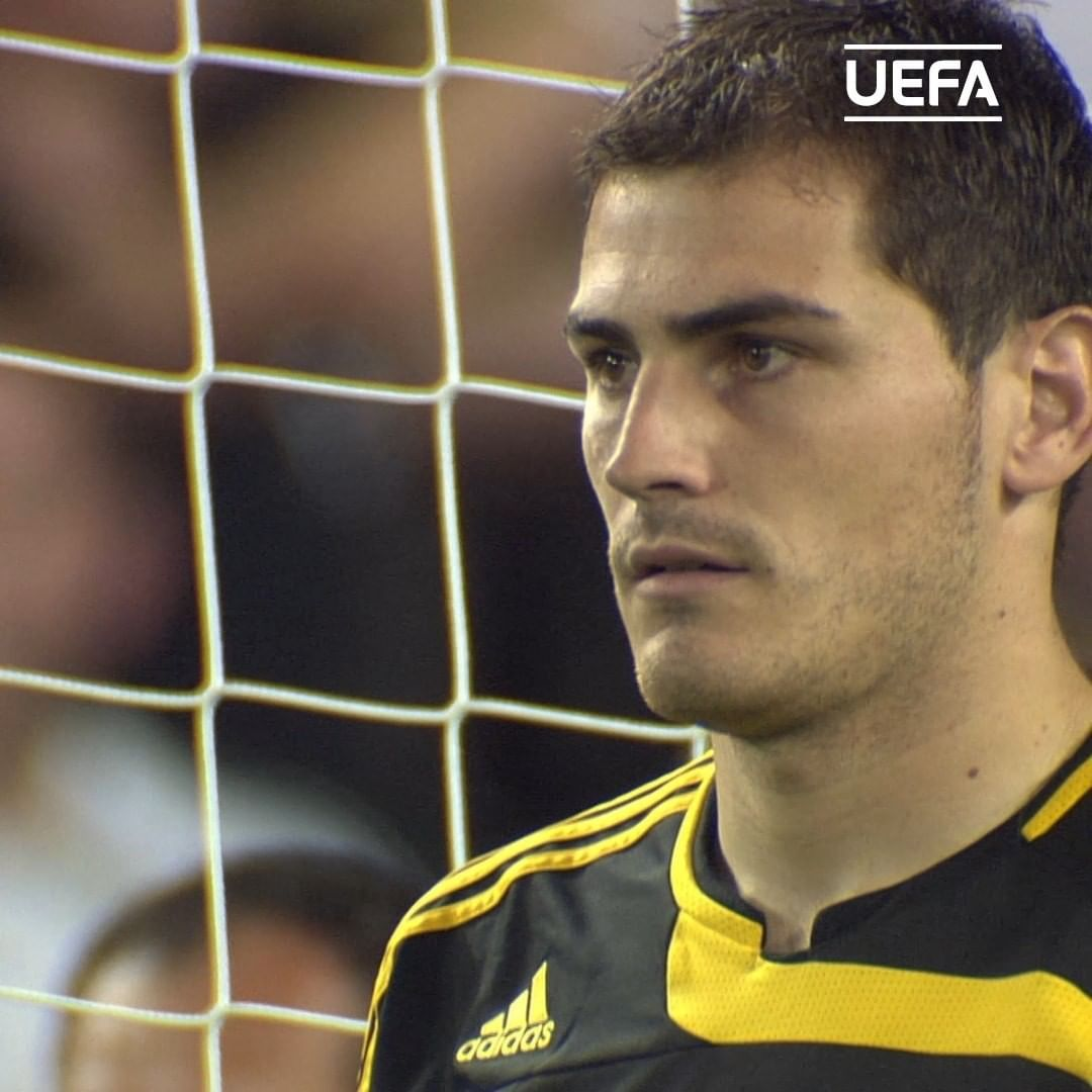 Which Iker Casillas penalty saves is best here? 1, 2 or 3 (a throwback treat)? ...