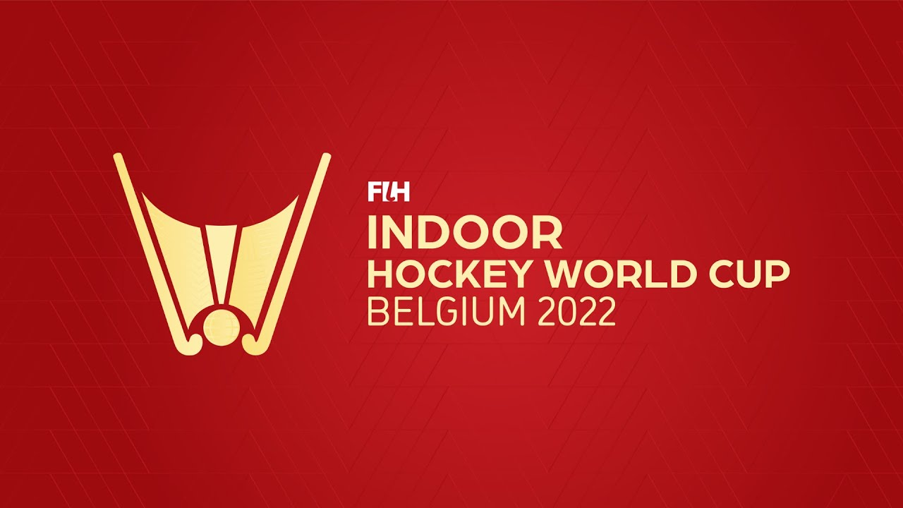 FIH Indoor Hockey World Cup 2022 @Liège - ONE YEAR TO GO! (EN)