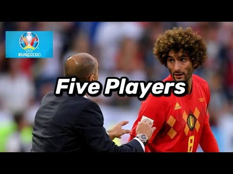 Five Players Who Could MAKE OR MISS Euro 2020