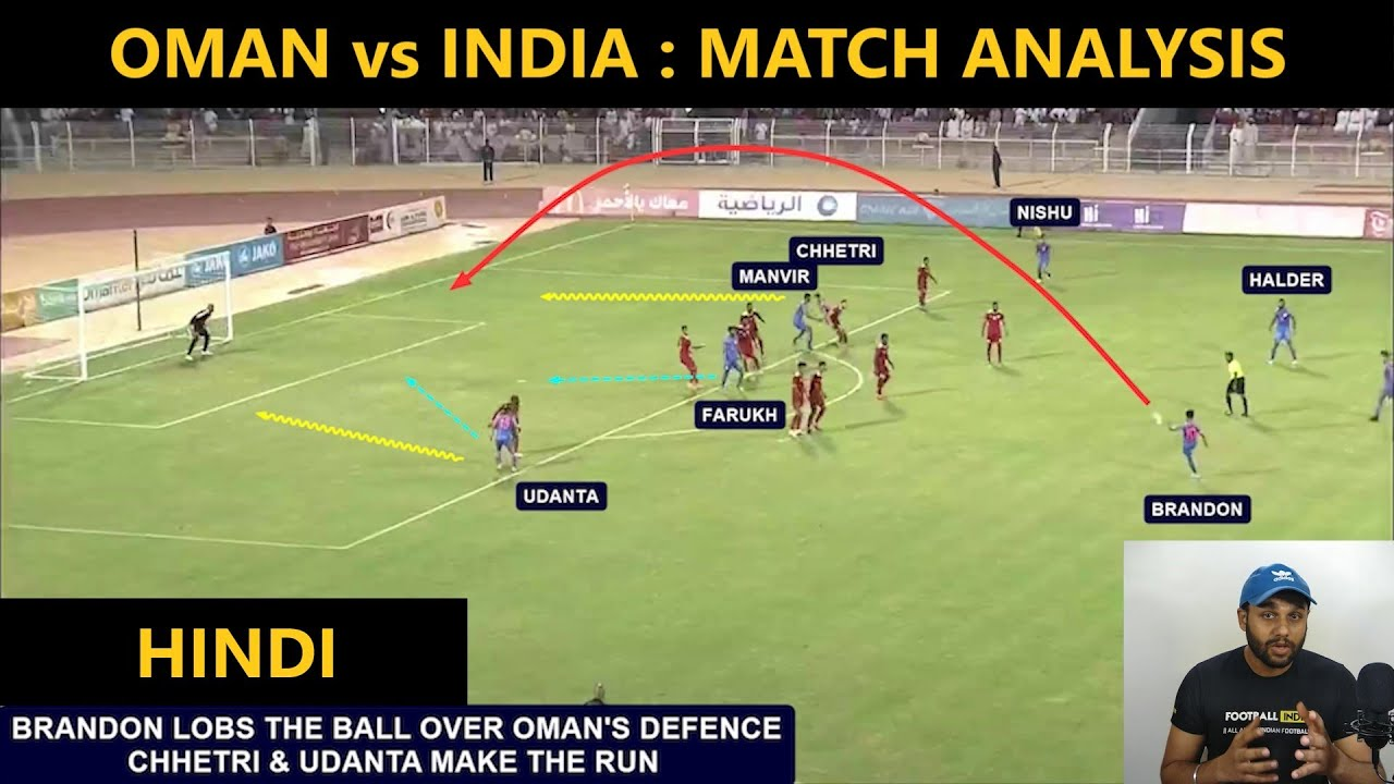 OMAN vs INDIA: Match Analysis(HINDI) || World Cup 2022 Qualifiers