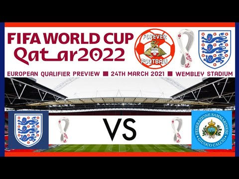 """Not Expected To Start Kane!"" England vs San Marino (FIFA World Cup 2022 European Qualifier Preview)"