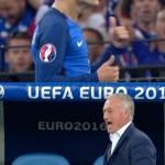 BENCH CAM! Griezmann's semi-final goal at EURO 2016  Which goal did you celebra...