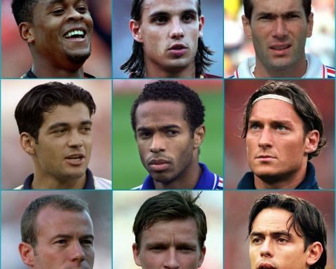 Favourite EURO 2000 goalscorer here?...