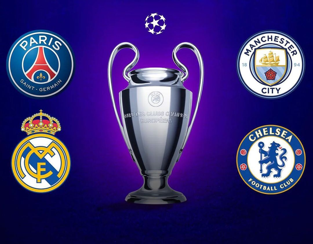 Just 4 remain! Who would you like to see lift the trophy in Istanbul?     ...