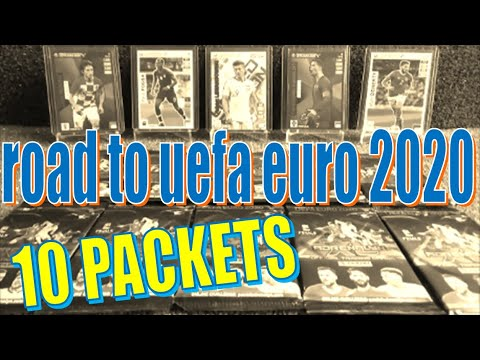 10 Packets Road to UEFA Euro 2020