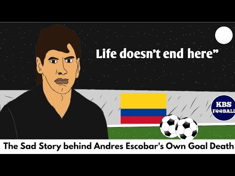 Andres Escobar's Own Goal