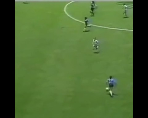 "Diego Maradona ""Hand of God Goal"" (1986 FIFA World Cup) #shorts #soccer #futbol"