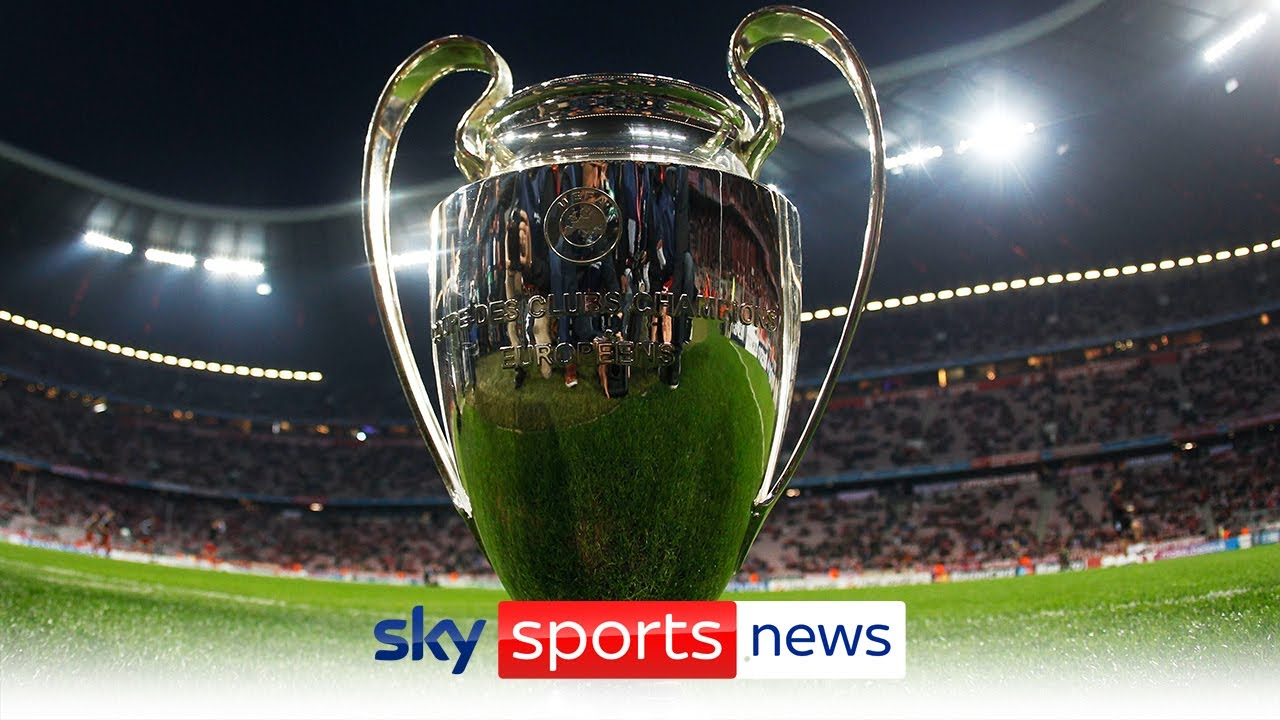 New 36-team Champions League format set to start from 2024