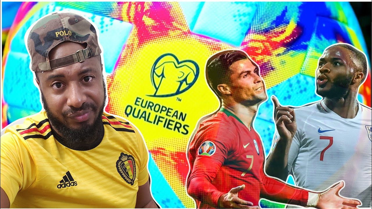 Sterling Silence The Racists, Cristiano Ronaldo Injures Hamstring | UEFA Euro 2020 Qualifiers