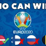 Will the Denmark win Euro 2020?
