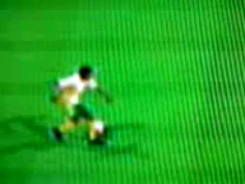 from defence into the goal (fifa world cup 2010 wii)