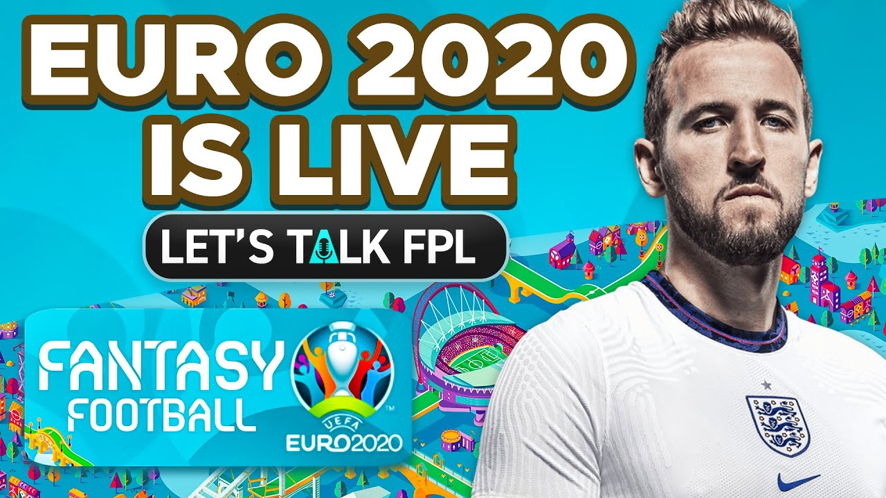 EURO 2020 FANTASY IS LIVE | Thoughts, Rules and Strategy Tips