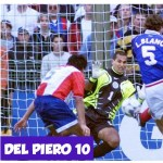 France vs Paraguay 1-0, World Cup 1998 - Round of 16 - The First Golden Goal