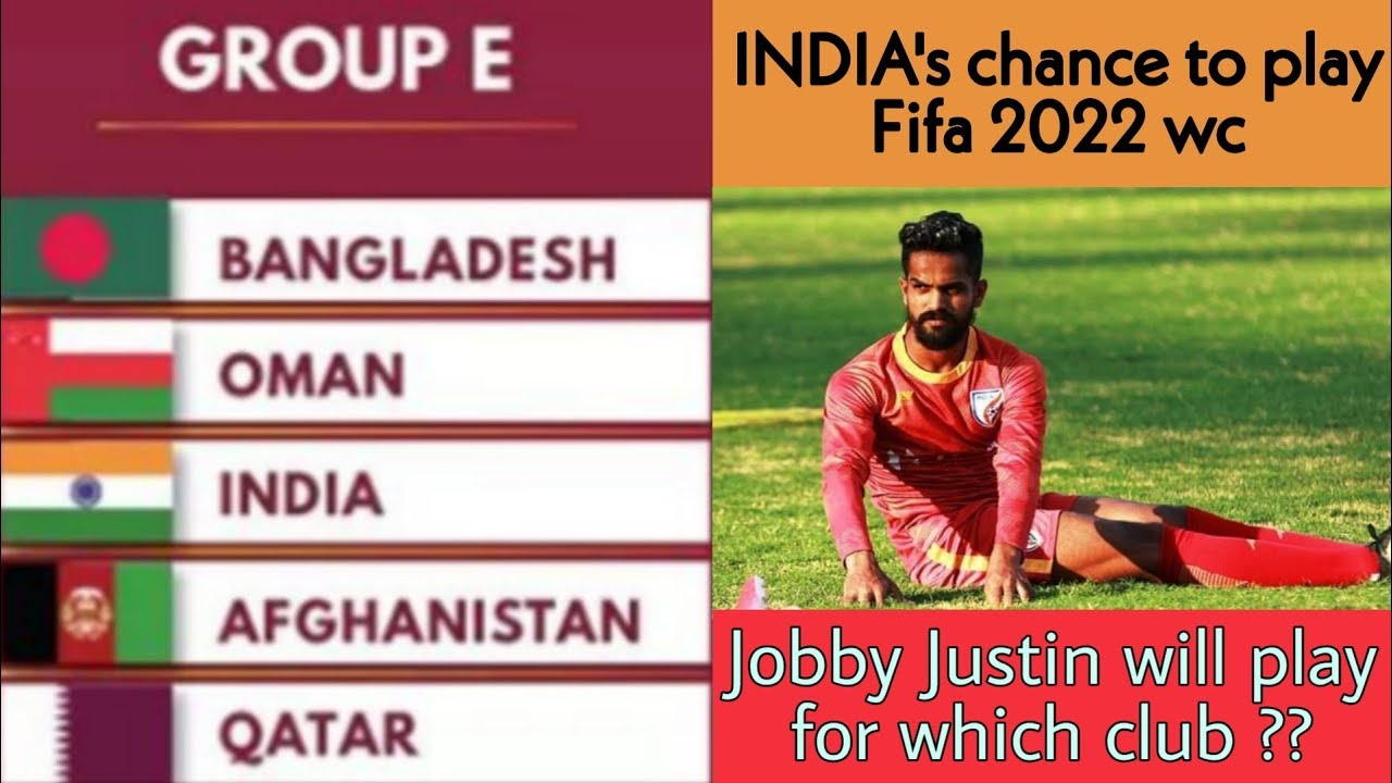 India's How much chance to play world cup 2022    Indian Football Transfer News   
