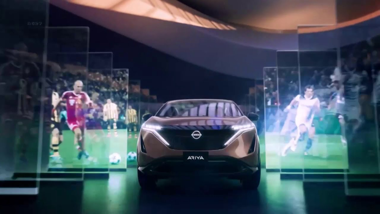 UEFA Champions League 2021 Outro - Nissan & PlayStation