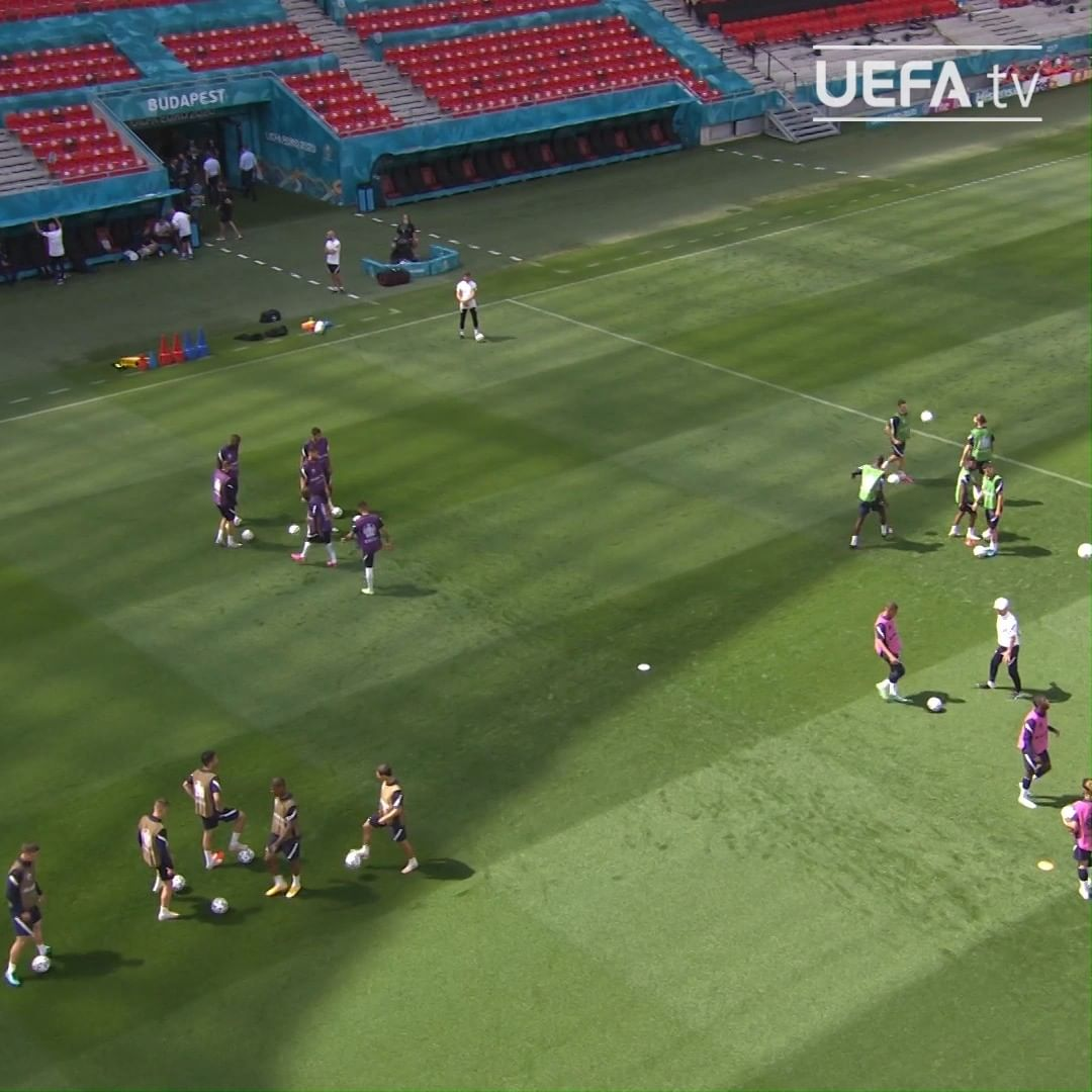 WARNING! BUSY CROSSING!  France training drills are   ...