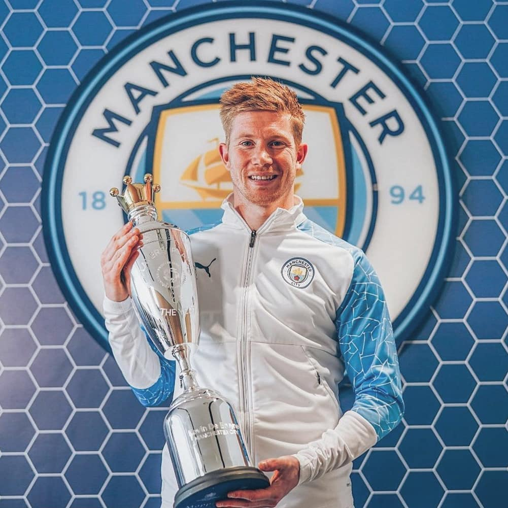 = Players' Player of the Year in England. Agree?   :    ...