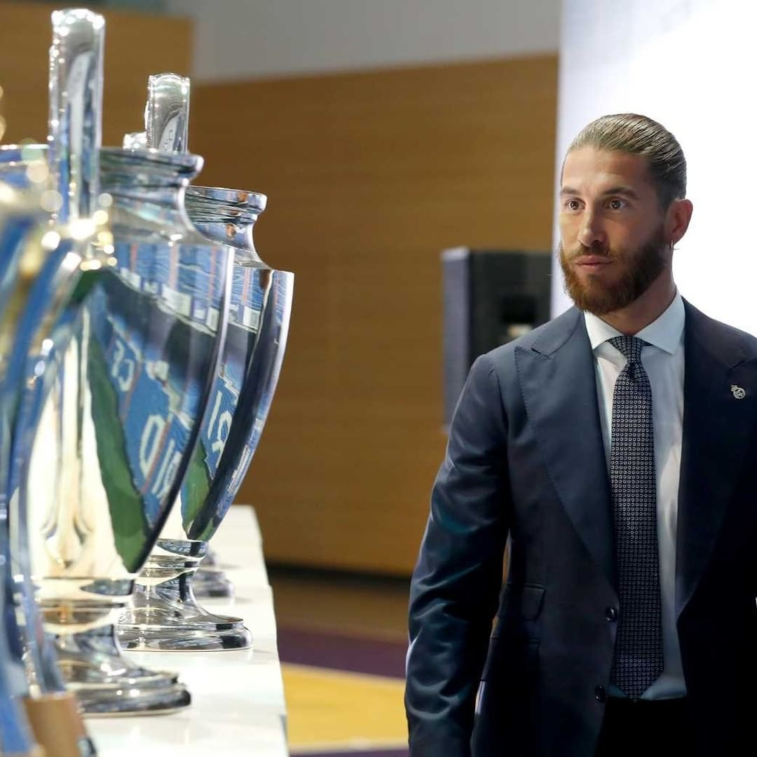 """Sergio Ramos: """"I never thought this day would come, but everything has a beginn..."""