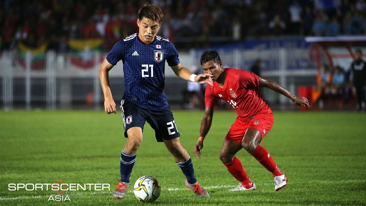 FIFA World Cup 2022 Qualifiers: Japan vs Myanmar | SportsCenter Asia