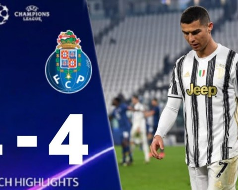 Juventus vs Porto 4-4 UEFA Champions League 2021 All Goals And Extended Highlights||FootBall