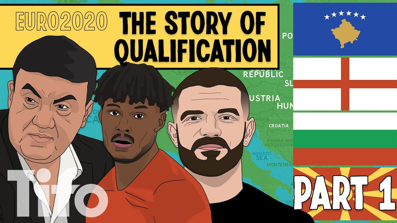 The story of Euro 2020 qualification [Part 1]