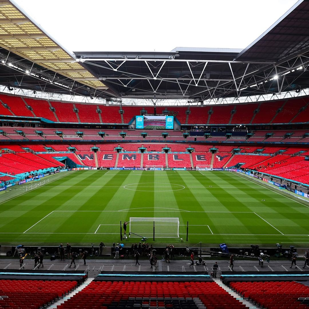 A place in history awaits.  Let us know what will happen at Wembley Stadium in ...