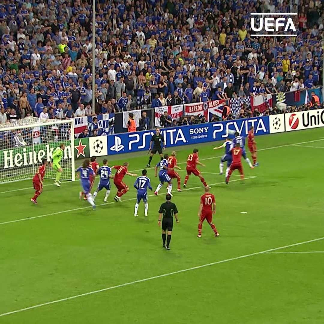 Chelsea signed Didier Drogba  in 2004! Your favourite goal here?    ...