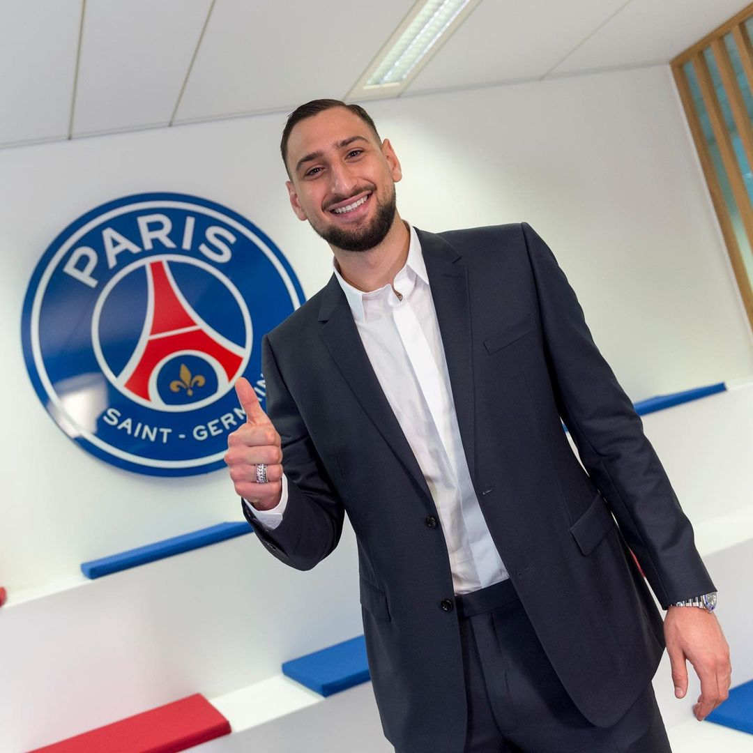 Donnarumma checks in  Who's been Paris' most important summer signing?   ...