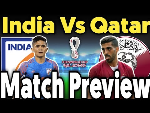 India vs Qatar Highlights, FIFA World Cup 2022 Qualifiers: India lose 0-1