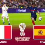 PES 2021 | FRANCE vs SPAIN | FIFA World Cup 2022 | Full Match eFoorball Gameplay