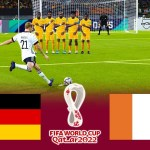 PES 2021 - GERMANY vs COTE D'IVOIRE - Full Match FIFA World Cup 2022 - eFootball