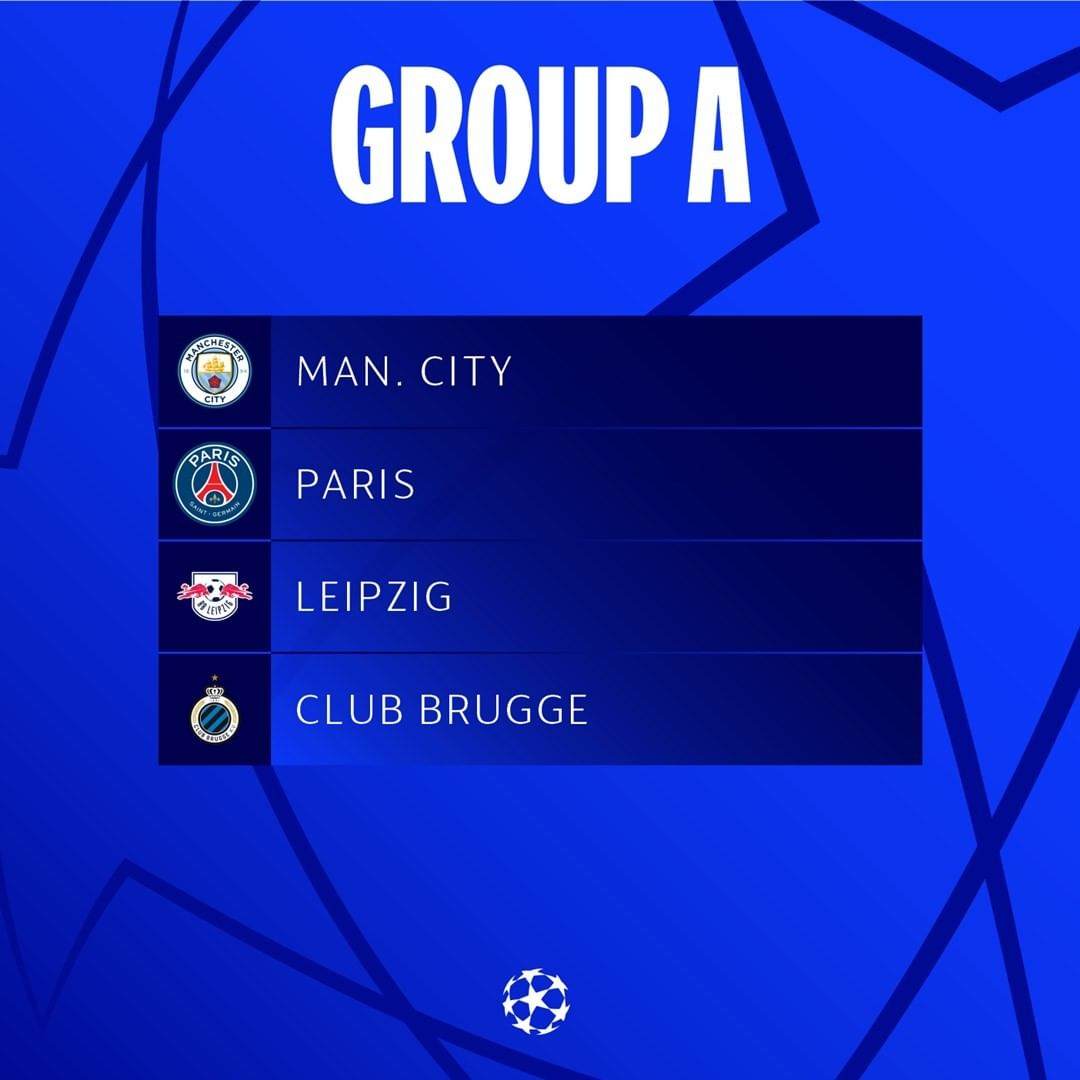 A-D  Predict 4 group winners!    ...