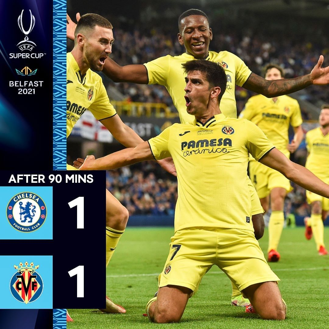 It's 1-1 after 90 minutes  What will extra time have in store?    ...