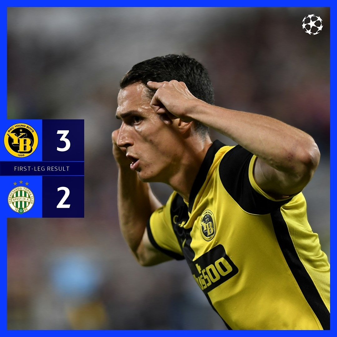 What a game! Will  progress to the Group Stage?  ...