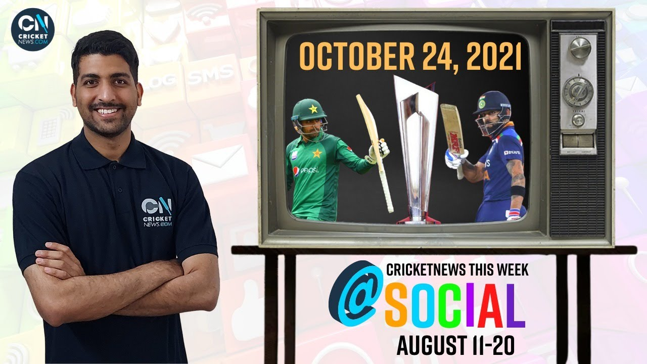WI vs PAK to ENG vs IND, Men's T20 World Cup 2021 to Women's World Cup 2022: CN This Week @ Social