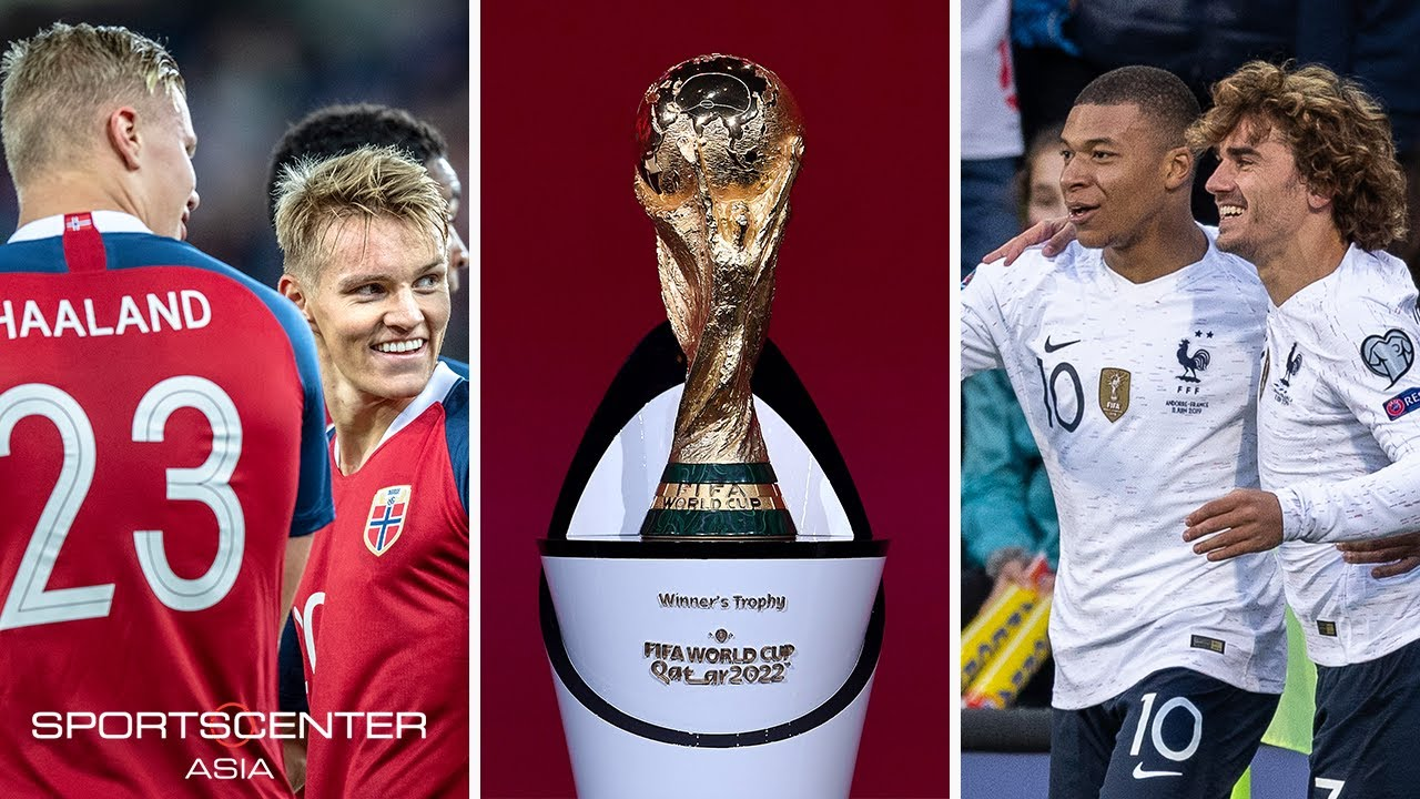 World Cup 2022 Preview: Are Norway surprise contenders, will France retain title | SportsCenter Asia