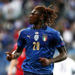 2 goals for Moise Kean at the break  How highly do you rate the young Italy sta...