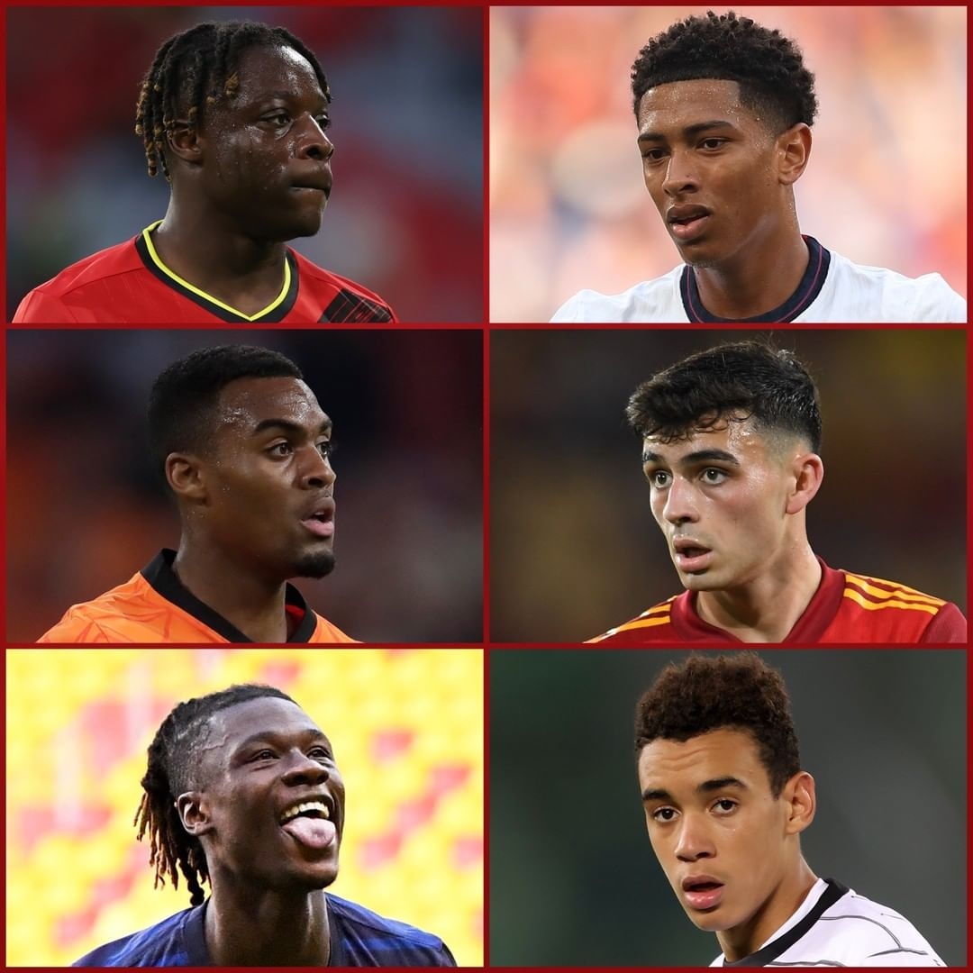 Europe's top young talents! Hottest prospect right now?    Jeremy Doku  Jude Be...