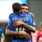 Italy are the first national side in history to go 37 games without defeat  Mor...