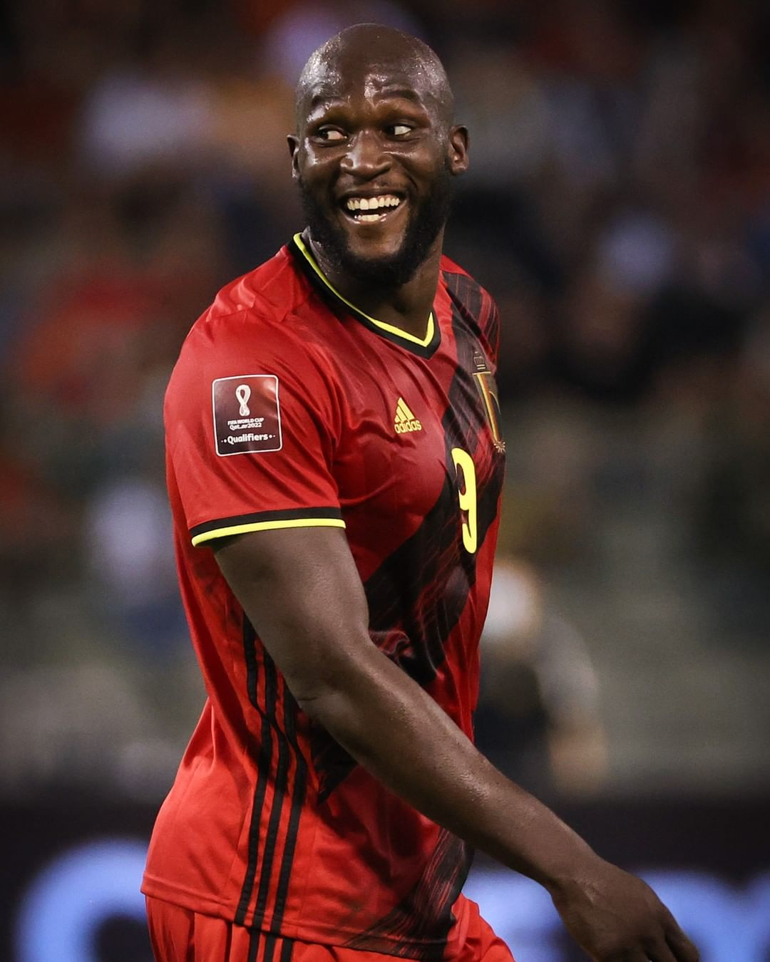 Romelu Lukaku = 6 goals in 5 games for club and country this season  More tonig...