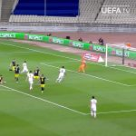 The one-two, the finish...  How highly do you rate Tasos Bakasetas?  ...