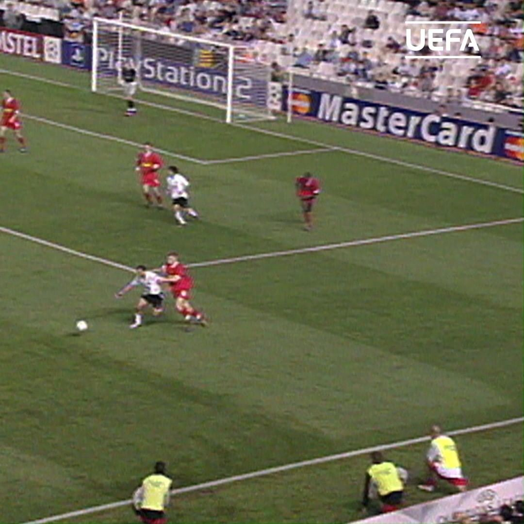 Which  goal did you enjoy the most?   Pablo Aimar (2002) & Stelios Giannakopoul...