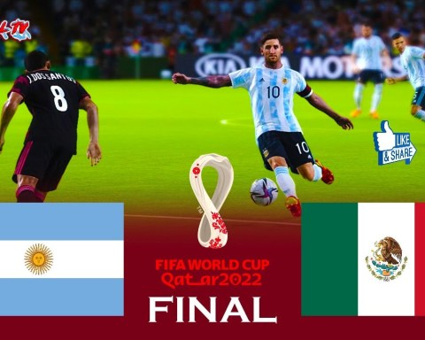Argentina vs Mexico Final - FIFA World Cup 2022 - Full Match All Goals - eFootball PES 2021