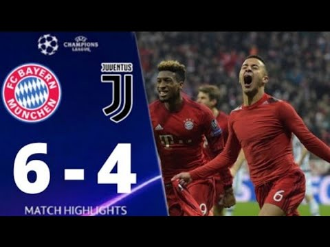Bayern Munich vs Juventus 6 - 4 UEFA Champions League 2016 All Goals & Extended Highlights.