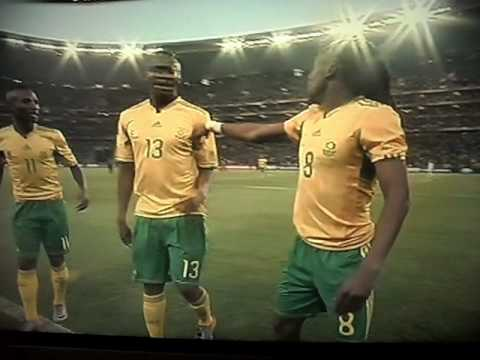First Goal of the World Cup 2010 South Africa vs Mexico HDTV