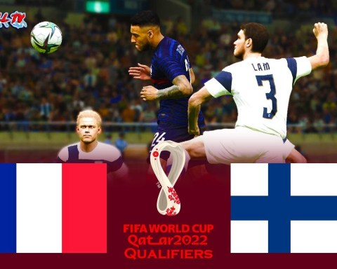 France vs Finland | FIFA World Cup 2022 Qualifiers | Match eFootball PES 2021