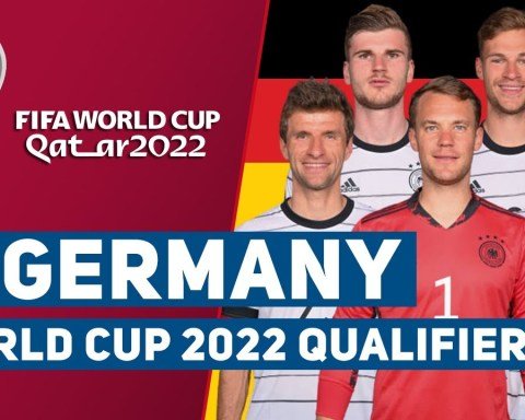 GERMANY SQUAD FIFA WORLD CUP 2022 EUROPE QUALIFIER