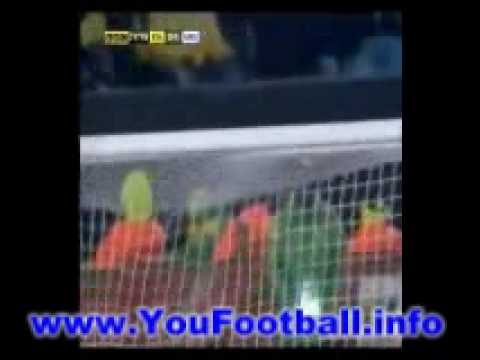 South Africa [0:3] Uruguay worldcup 2010 first goal